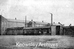 Lancashire Watch Co. factory, Prescot