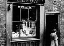 Lyons shop, Eccleston St, Prescot