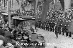 King Edward VII visits Prescot