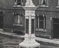 War Memorial, Prescot