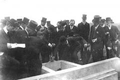 Opening of Prescot Sewage Works