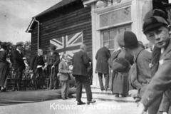 Opening of Prescot Grammar School