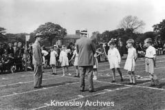 Sports Day, Prescot Grammar School
