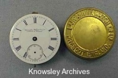 Lancashire Watch Company product, Prescot
