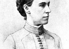 Frances J. Mitchell, Prescot Vicarage