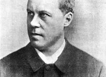 Reverend Harry Mitchell, Prescot