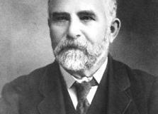 John Schofield, headmaster, Prescot Grammar School