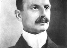 C. W. H. Richardson, headmaster, Prescot Grammar School