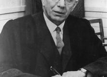 R. Spencer-Briggs, headmaster, Prescot Grammar School