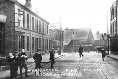 Warrington Road, Prescot