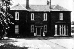 Blacklow Hall, Roby