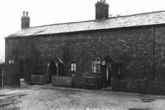 Unidentified houses, Dinas Lane, Roby