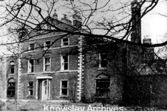 Wheathill House, Roby