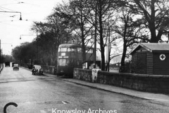 Roby Road and Tram Terminus
