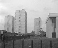Tower Blocks, Stockbridge Village