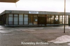 Stockbridge Library, Stockbridge Village