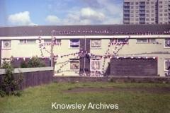Silver Jubilee celebrations, Stockbridge Village