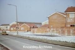 Terret Croft, Stockbridge Village