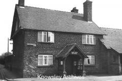 Tarbock Post Office Cottage, Greens Bridge Lane