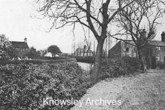 Cottages at Tarbock Green, Tarbock