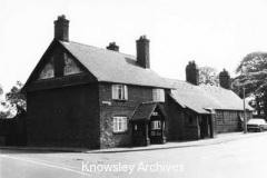 Tarbock Post Office, Greens Bridge Lane