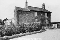 Cottage on Water Lane, Tarbock Green