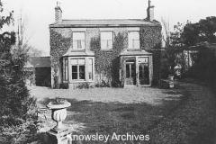 The Residence, Tarbock Green