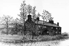 Tarbock Hall farmhouse, Tarbock