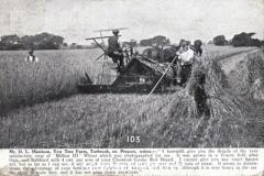Farmer Harrison of Yew Tree Farm, Tarbock