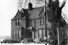 Old Vicarage, Whiston