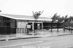 Whiston Library