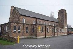 St Luke the Evangelist Roman Catholic Church, Whiston