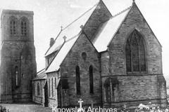 St Nicholas' Parish Church, Whiston