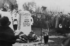 Replacement War Memorial, Whiston