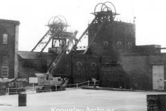 Cronton Colliery, Whiston