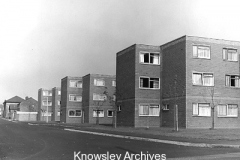 Maisonettes, Brook Street, Whiston