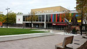 View of the Kirkby Centre